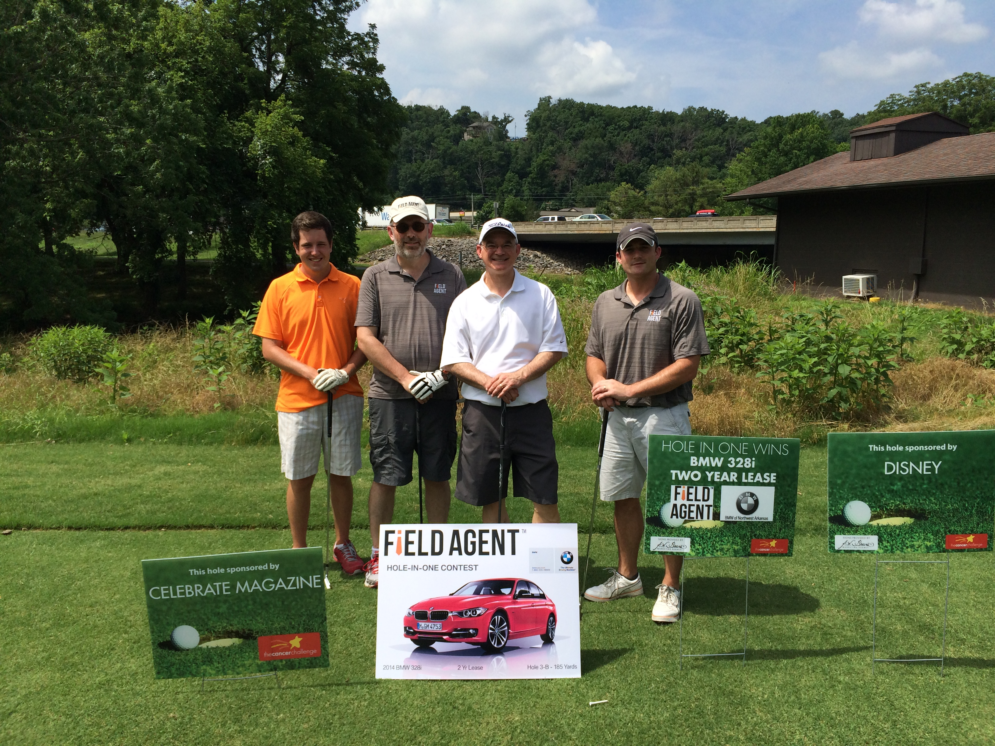 Field Agent Partners with BMW at 21st Annual Cancer Challenge