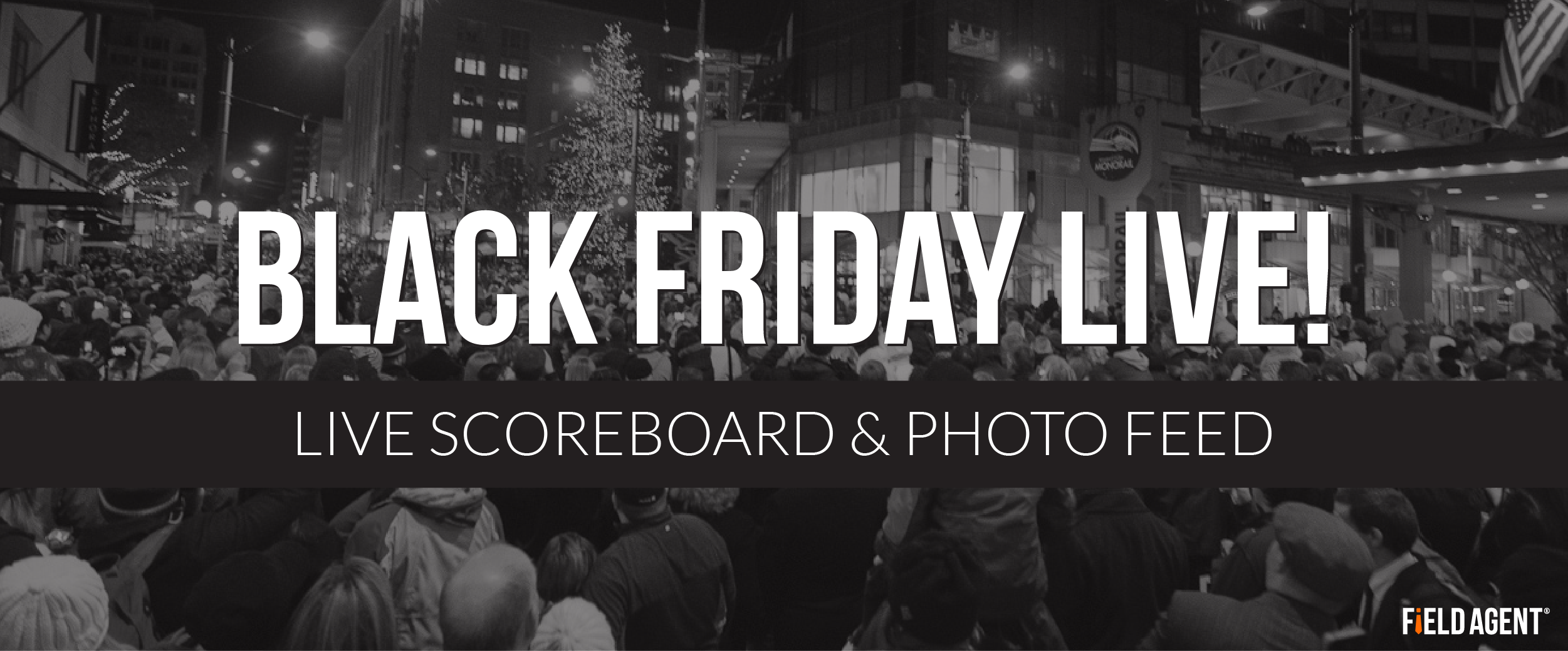 Black Friday Live! Live Scoreboard & Photo Feed