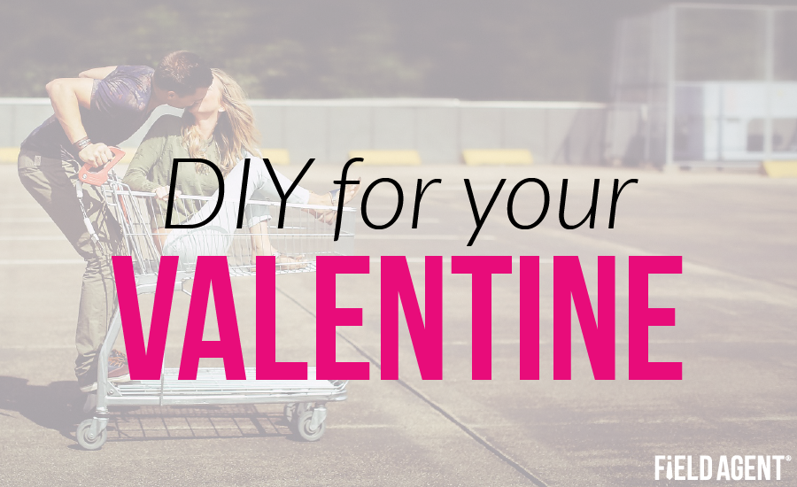 DIY for your Valentine