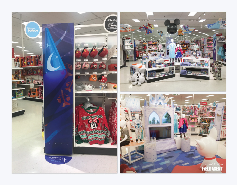 Target's Disney Stores