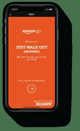 Amazon Go Grocery Agent Photo