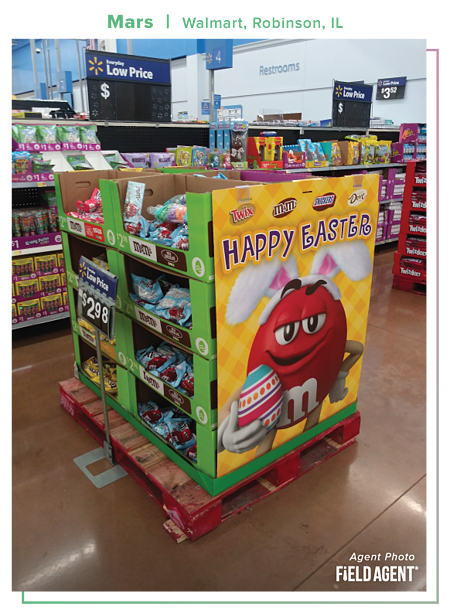 Easter Displays 2021 Mars