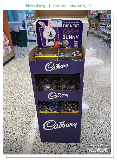 Easter Displays 2021 Hershey