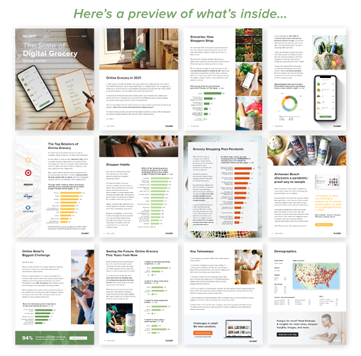 The State of Digital Grocery Pages Preview