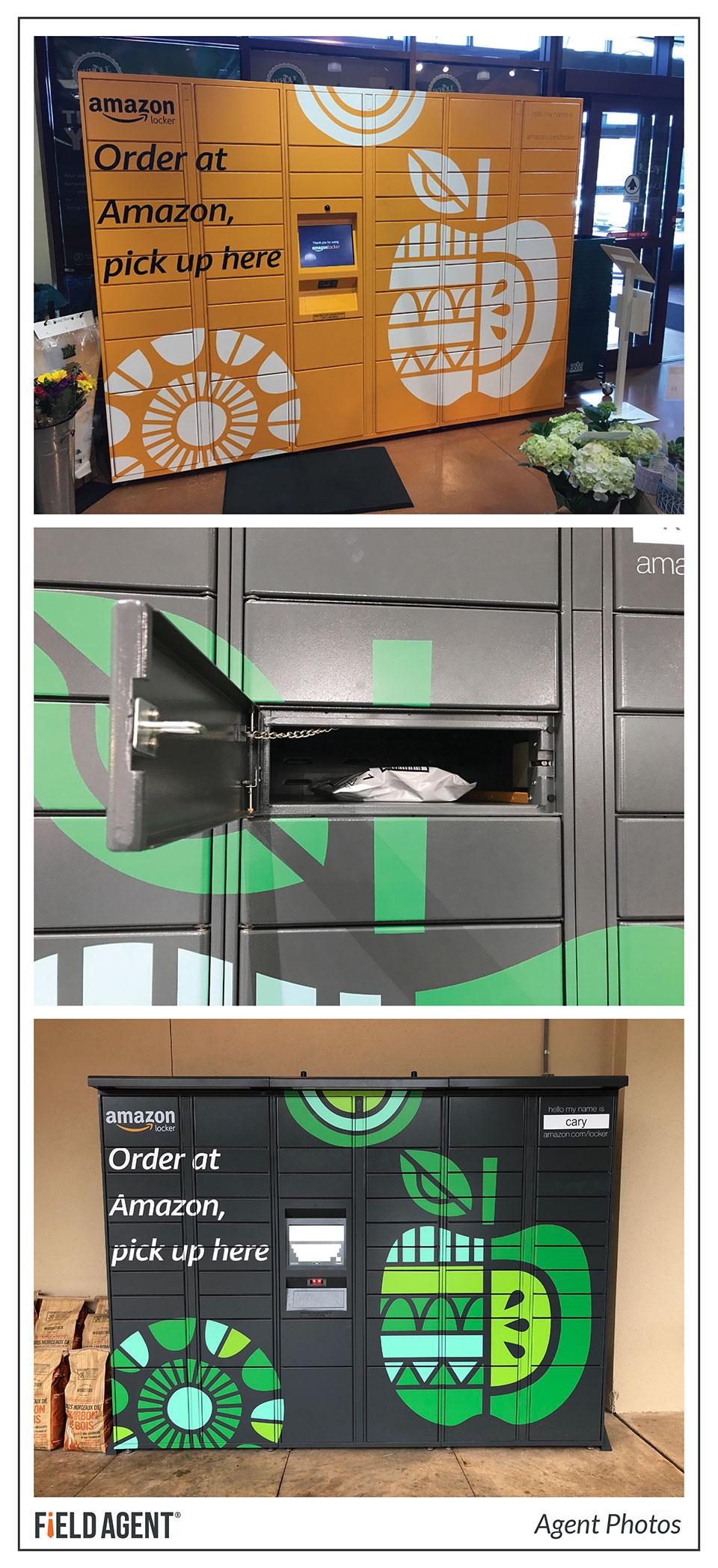 Photos - Amazon Locker at Whole Foods