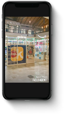 Amazon Pop Up In Shopping Mall - Agent Photo