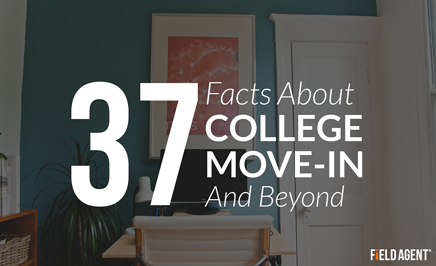 37 Facts About College Move In