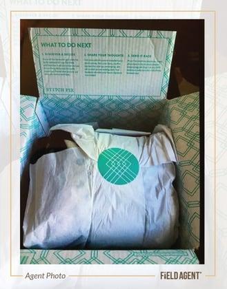 Stitch Fix Clothing Subscription Box