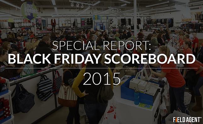 Special Report: Black Friday Scoreboard