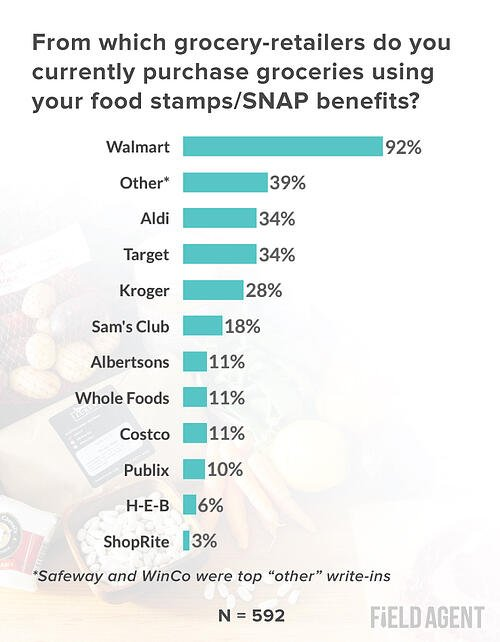 Food Stamp Users
