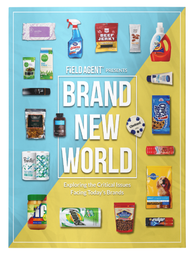 Brand New World: Exploring the Critical Issues Facing Today's Brands Report