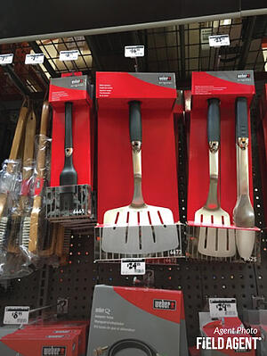 Outdoor Grilling Accessories Agent Photo