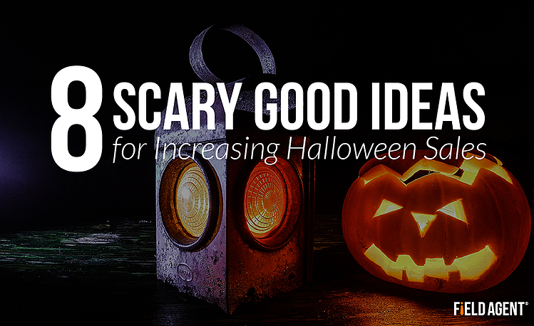 8 Scary Good Ideas for Increasing Halloween Sales