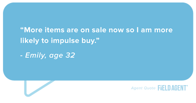 In-Store Impulse Purchases Agent Quote
