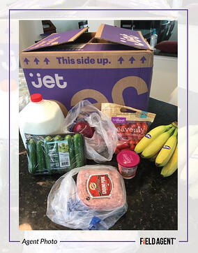 Jet Fresh Delivery Produce