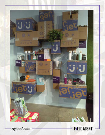 Inside View of Jet.com's New Pop-Up Store