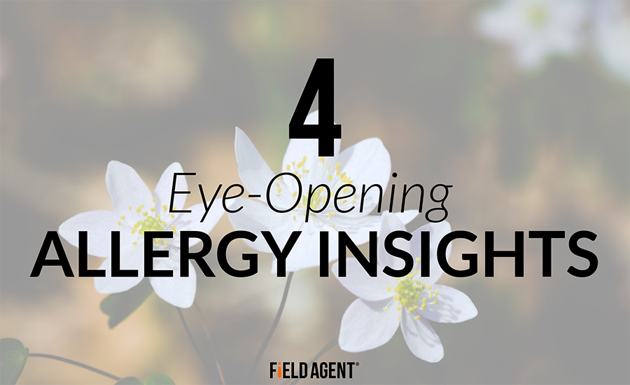 4 Eye-opening Allergy Insights