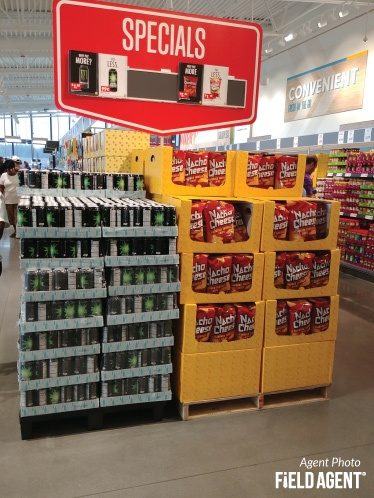 Lidl In-Store Brands Agent Photo