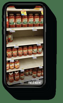 On-Shelf Availability Agent Photo