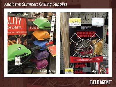 Outdoor Grilling Supplies Agent Photo