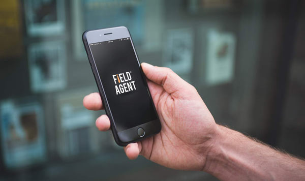 Download the Field Agent App