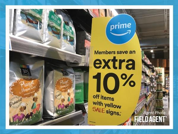 Amazon Prime Day Extra 10% Agent Photo