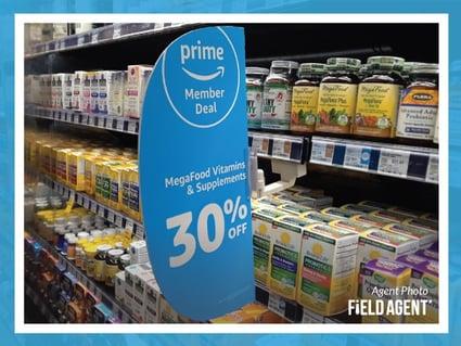 Amazon Prime Day 30% off Agent Photo