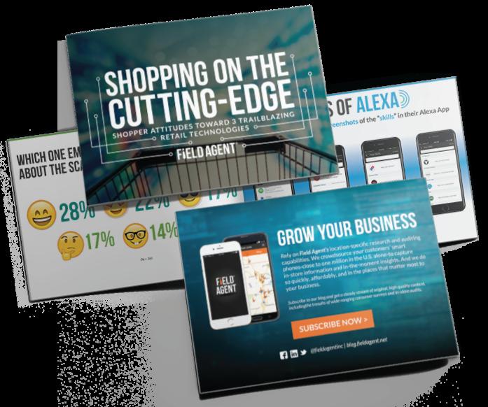 Cutting Edge Retail Technologies Report