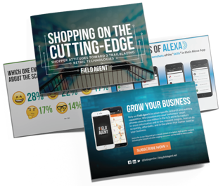 Shopping on the Cutting-Edge: Shopper Attitudes toward 3 Trailblazing Retail Technologies