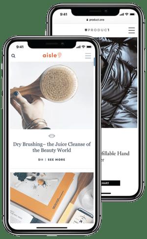 Aisle 9 & Product 1