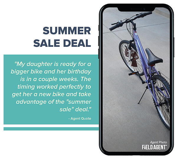 Summer Sale Deal - Bike