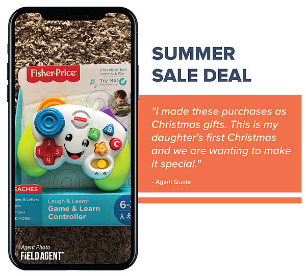 Summer Sale Deal - Fisher Price Toy