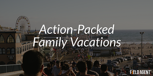 Action-Packed Family Vacations