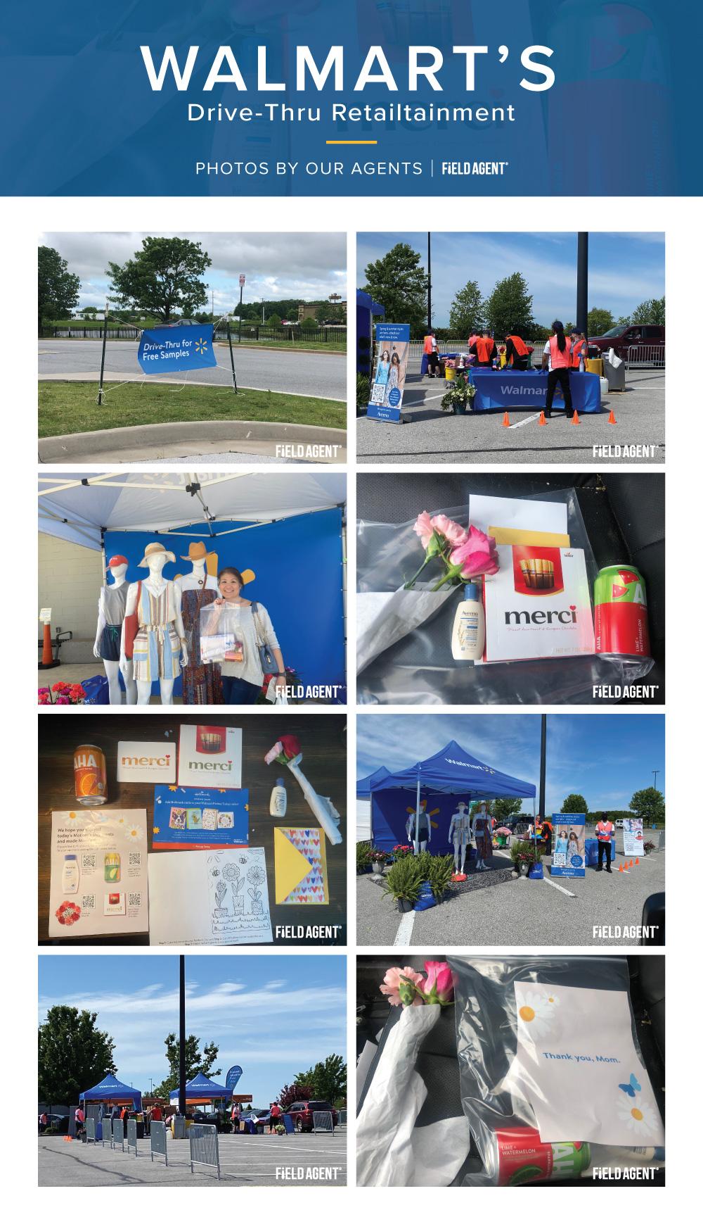 Walmart Customer Appreciation Agent Photo Gallery