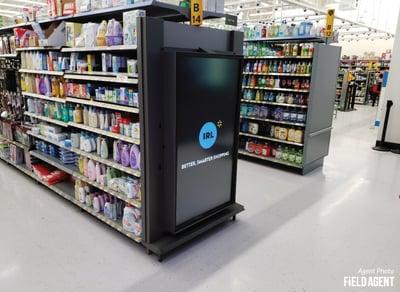 Walmart IRL Agent Photo
