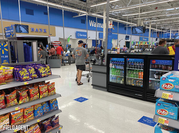 Walmart Self-Checkout Store Agent Photo 3