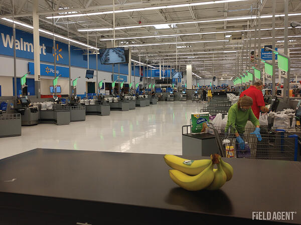 Walmart Self-Checkout Store Agent Photo 6