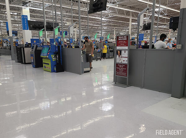 Walmart Self-Checkout Store Agent Photo 9