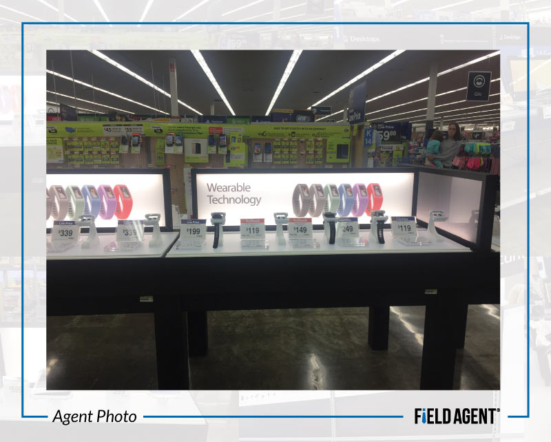 Agent Photo - Walmarts Updated Electronics