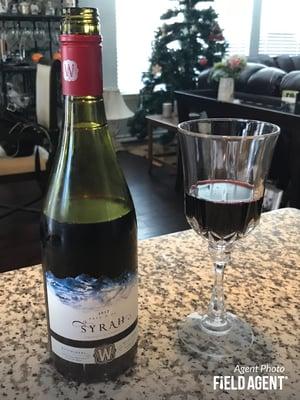 Walmart Private Label Wine Agent Photo