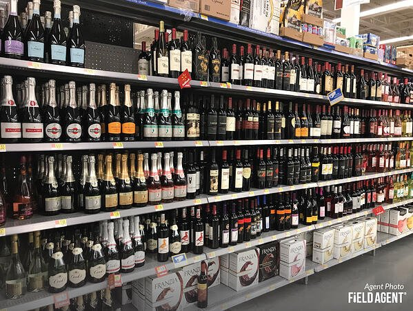 Walmart Private Label Wines Agent Photo