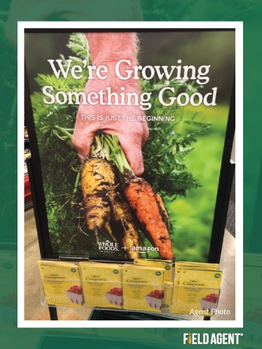 Whole Foods Display