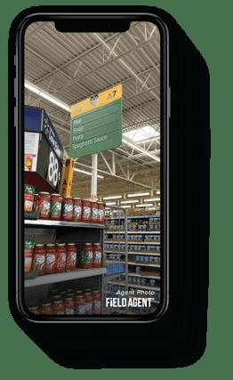 Walmart X Store Aisle Agent Photo