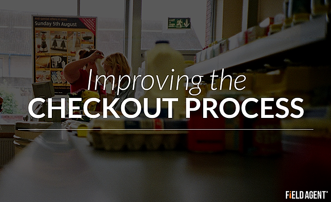 Improving the Checkout Process