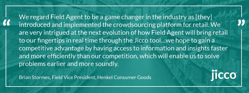 Jicco Testimonial by Brian Stormes, Field Vice President, Henkel Consumer Goods
