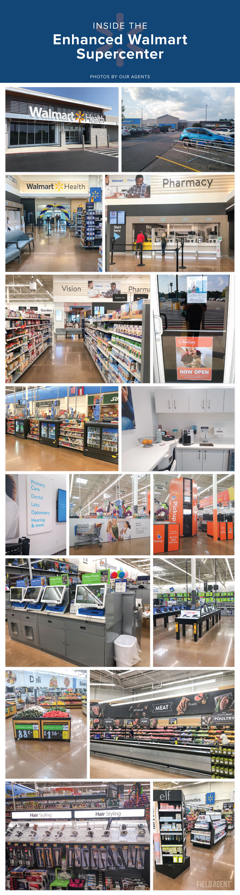 Walmart Enhanced Superstore Agent Photos