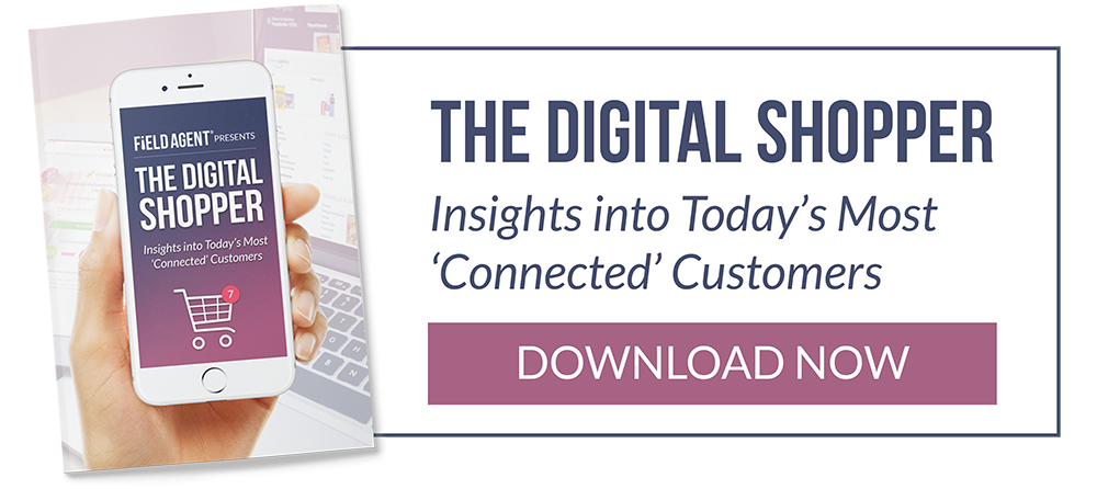 Click to Download The Digital Shopper: Insights into Today's Most 'Connected' Customers