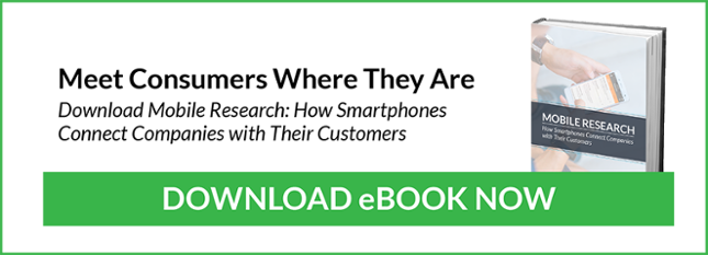 Capture Insights Now. Download Mobile Research: How Smartphones Connect Companies with Their Customers