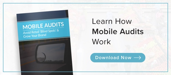 Optimize your in-store execution with Mobile Audits