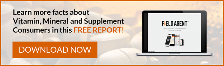 Vitamin, Mineral and Supplement Consumers Survey, Download the free report